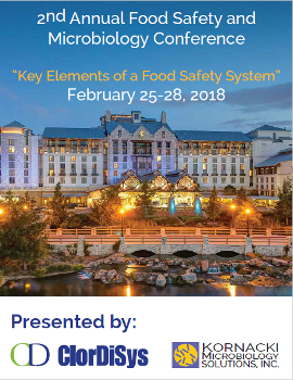 2nd Annual Food Safety and Microbiology Conference